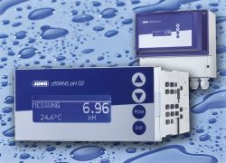 New compact transmitter / controller series for liquid analysis