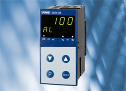 JUMO TB/TW 08 The new temperature limiter and monitor  to EN 14 597 for panel mounting