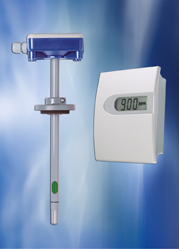 New CO2 Measuring Probes for Air Conditioning in Buildings