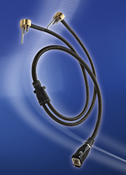 Halogen-free wheelset temperature probe for railway technology, For reliable bearing temperature monitoring in wheelset gears