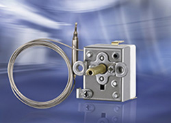 New Electromechanical Temperature Controller with Compact Design