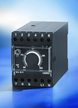 Process monitoring with maximum security Safety temperature monitors and limiters with SIL and EN 14597 certification