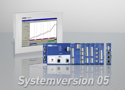 Automation System Improved yet Again, JUMO mTRON T in new system version 05