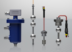 Point and Continuous Level Measurement with JUMO NESOS, New product series for diverse applications