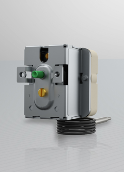 JUMO heatTHERM P300 Measures Safely and Reliably, New 3-phase panel-mounted thermostat from JUMO