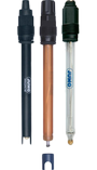 JUMO ecoLine and JUMO BlackLine pH Combination Electrodes (201005)