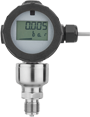JUMO dTRANS p20 – Process Pressure Transmitter with Display (403025)
