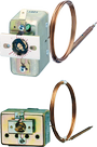 Panel-Mounted Thermostat EM Series up to 500 °C (602021)