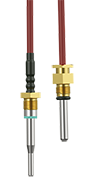 JUMO HEATtemp – Temperature Probe Pairs with Different Probe Versions (902401)